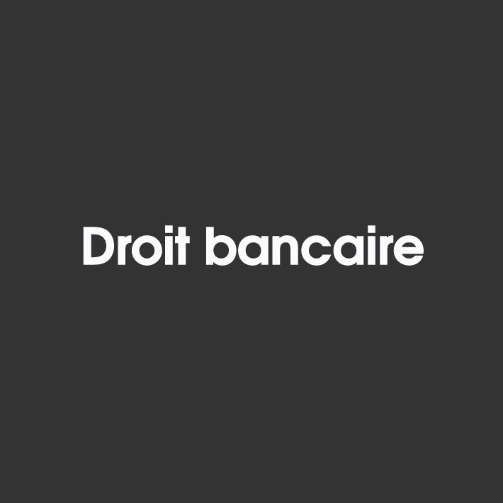droit-bancaire